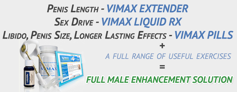 how vimax system works